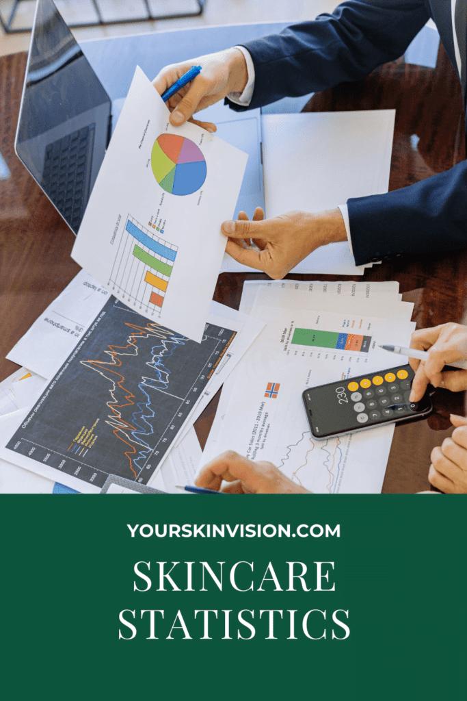skincare statistics