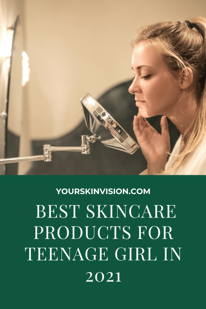 Best Skincare Products For Teenage Girl